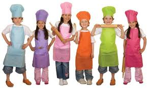 Chefs in Training  :o)