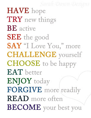 New Year... A BETTER You!