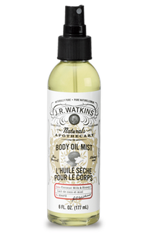 Watkins Product - Natural Body Oil Mist