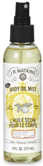 Watkins Product - Lemon Body Oil Mist