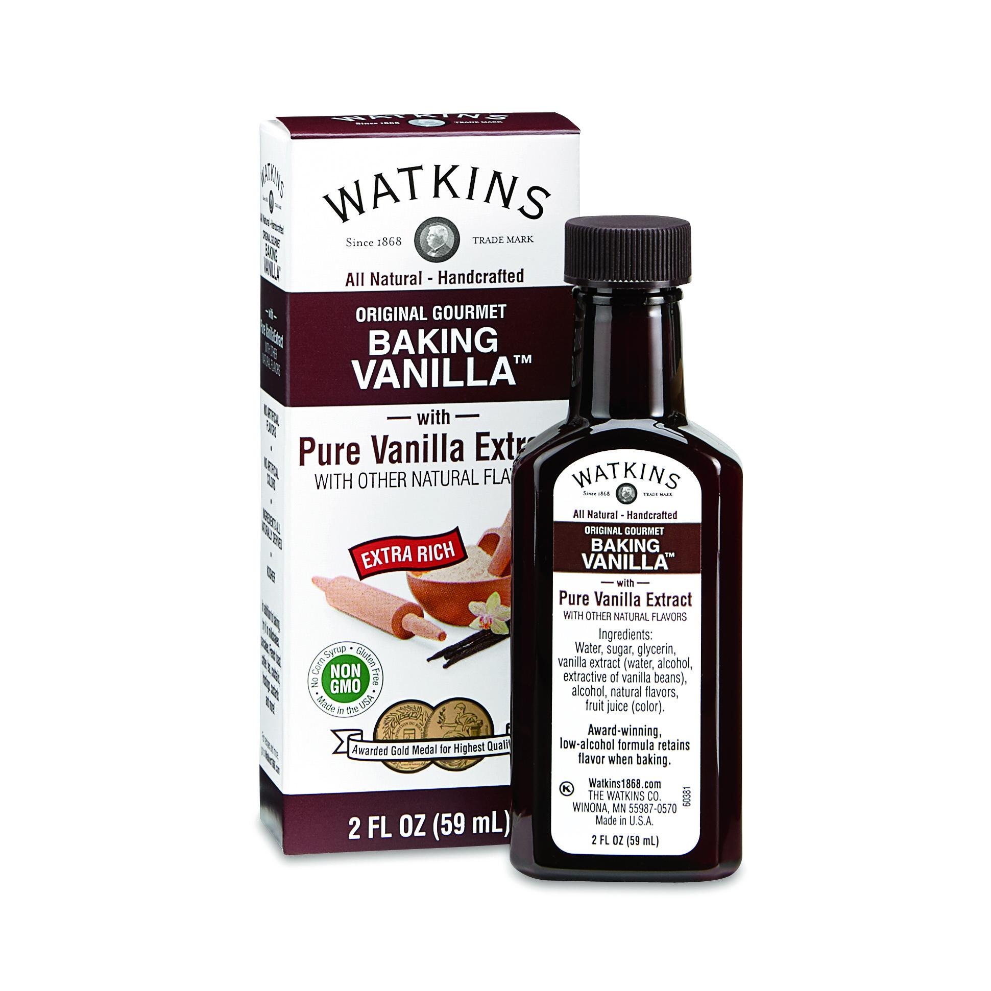 Watkins Product - All-Natural Baking Vanilla