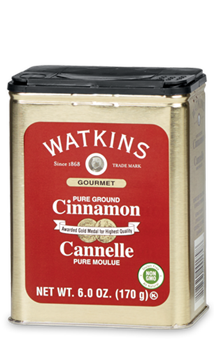 Watkins Product - Purest Ground Cinnamon