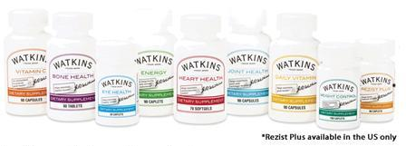 Watkins Product - NEW Dietary Supplement Line
