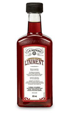 Watkins Product - Pain Relief Liniment