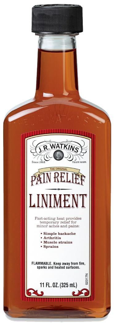 Watkins Product - Original Liniment