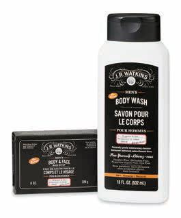 Watkins Product - Natural Men's Care Collection