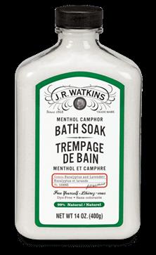 Watkins Product - Menthol Bath Soak