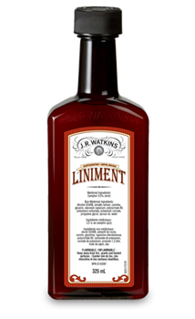 Watkins Product - Pain Relieving Liniment
