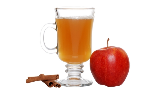 Watkins Recipe - Hot Spiced Apple Cider