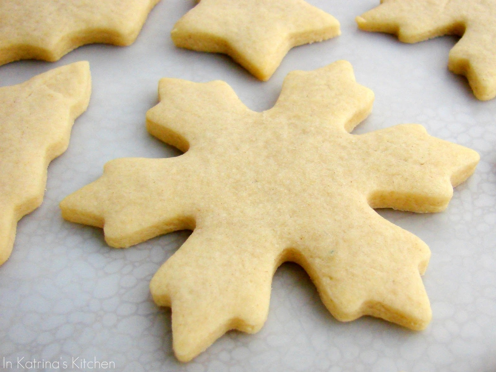 Watkins Recipe - Christmas Cookies