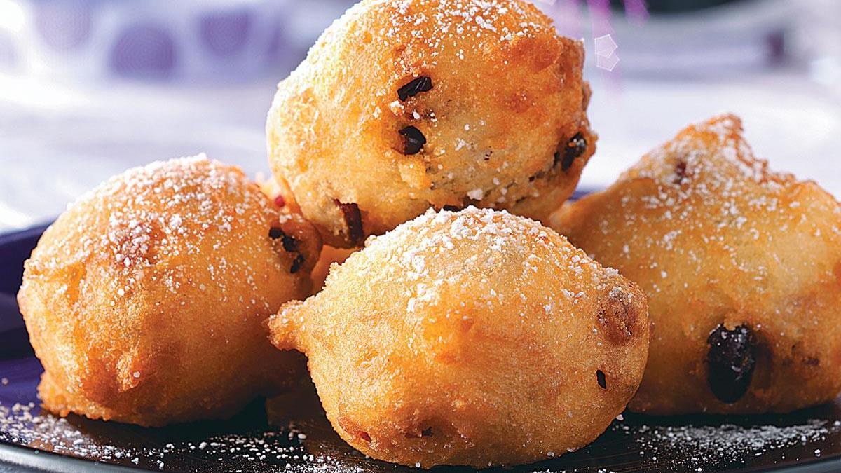 Watkins Recipe - Buttermilk Berry Fritters