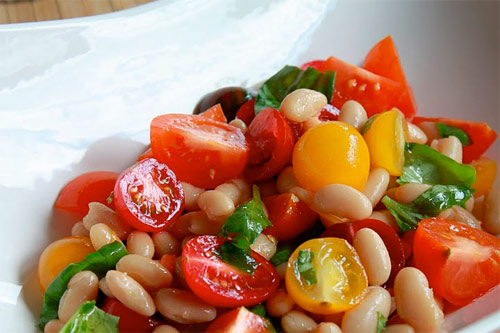 Watkins Recipe - Cannellini Bean Salad