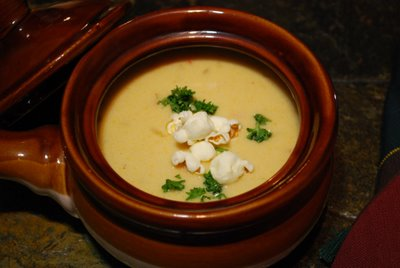 Watkins Recipe - Cheese Soup