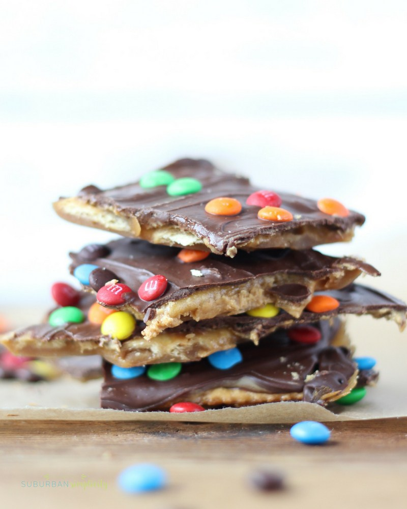 Watkins Recipe - Crack Cookies
