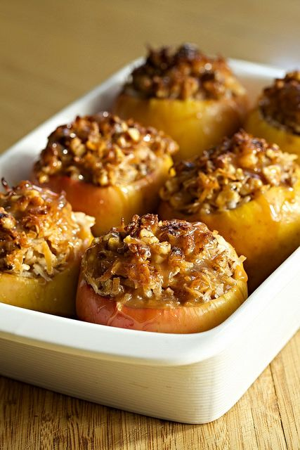 Watkins Recipe - Easy Baked Apples