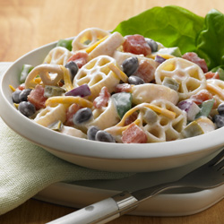 Watkins Recipe - Fresh Fruit & Pasta Salad