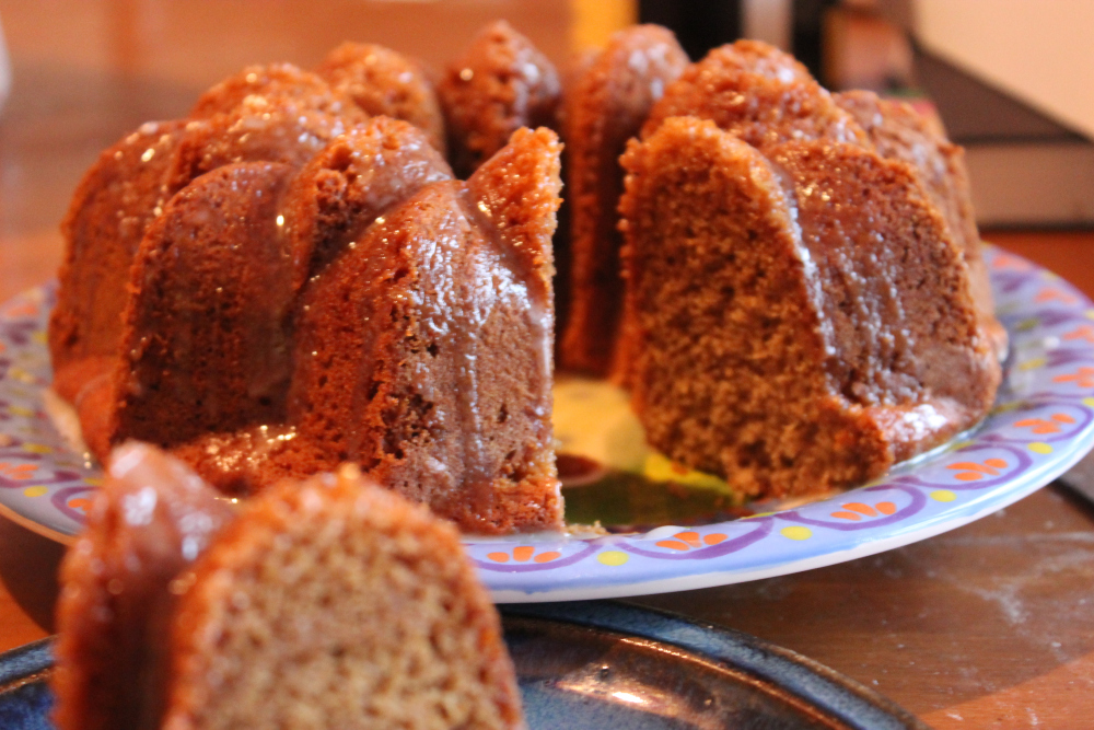 Watkins Recipe - Honey Cake