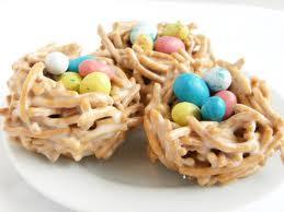 Watkins Recipe - Jelly Bean Nests