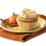 Watkins Recipe - Pumpkin Butter Cupcakes
